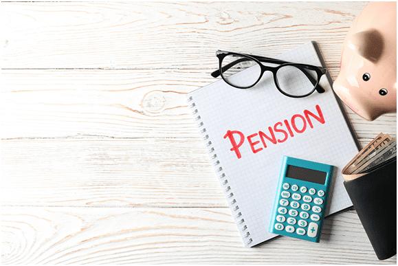 best pension plans companies