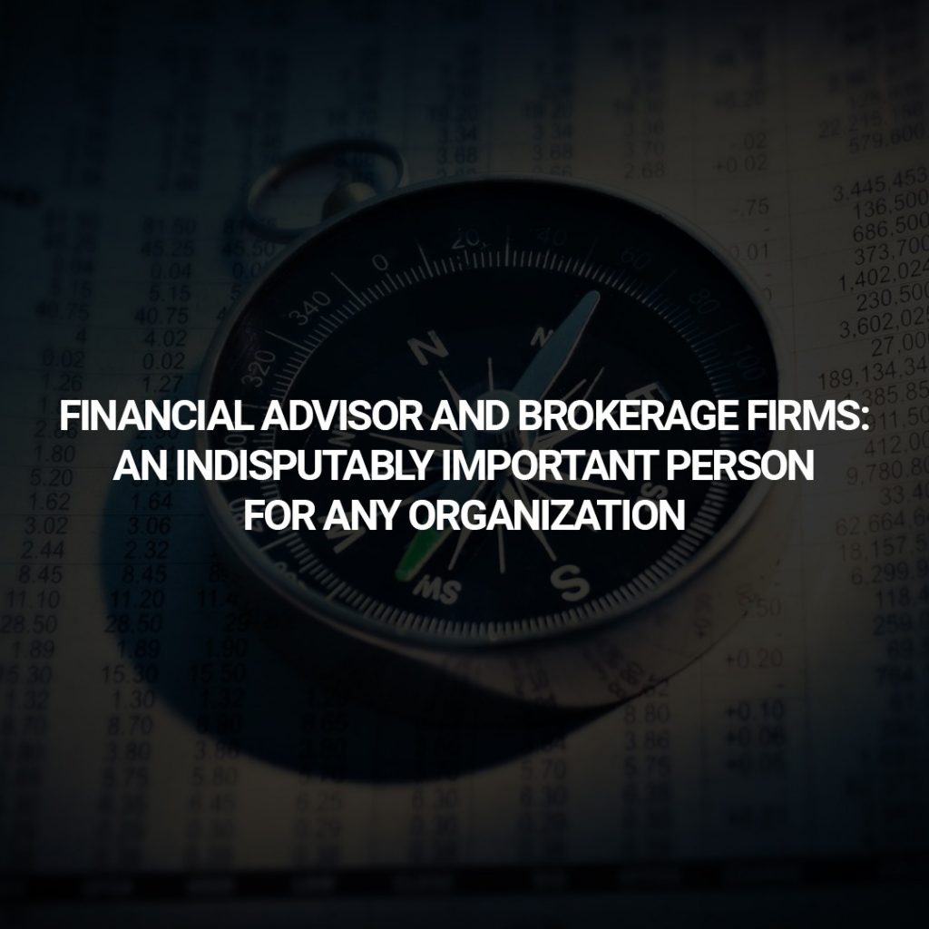 Financial Advisor And Brokerage Firms