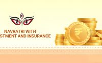 Navratri with investment and insurance