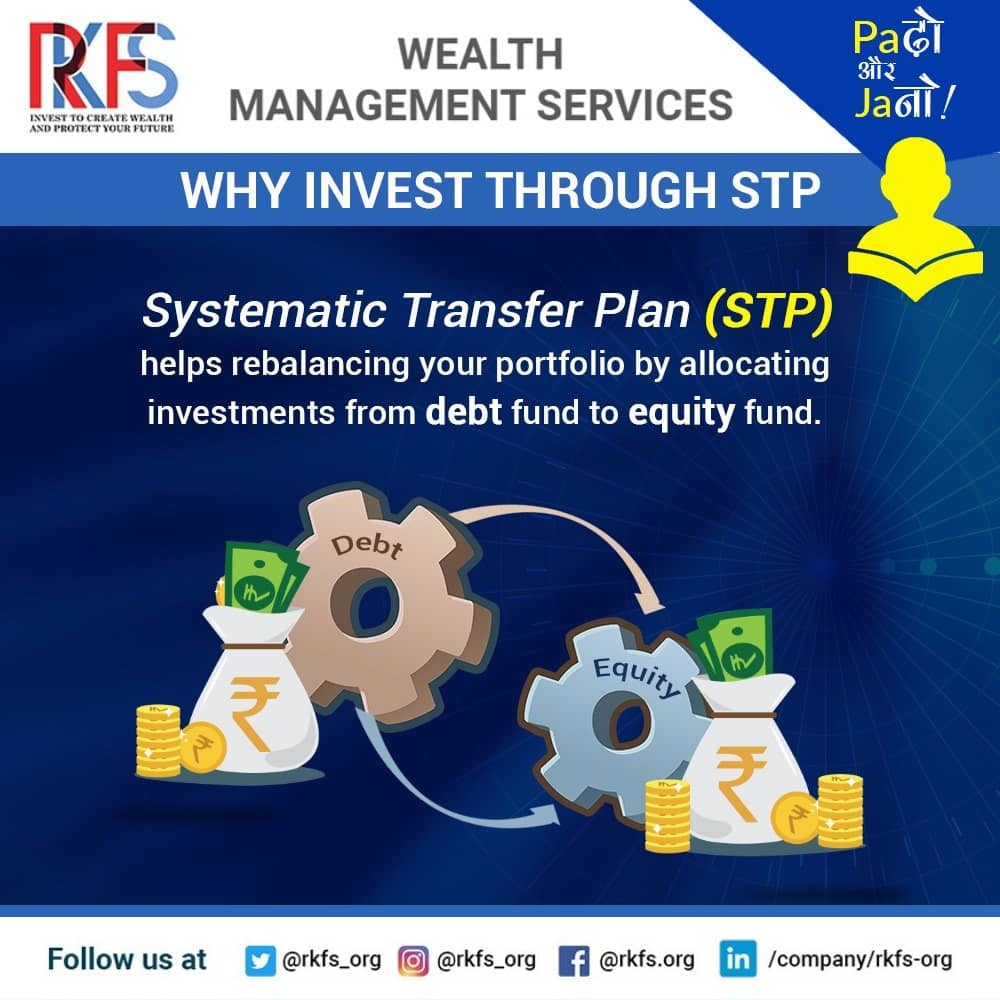 why invest through stp
